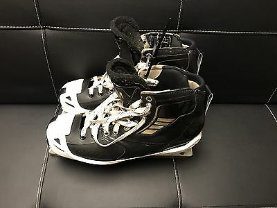 Matt Murray Game Used Worn Pro Stock Hockey Skates Pittsburgh Penguins CCM