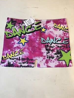 NEW w/out tag - Children's Dance shorts