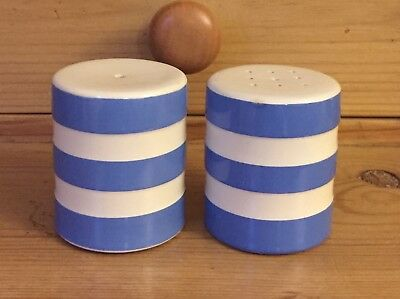 t g green cornishware salt and pepper set