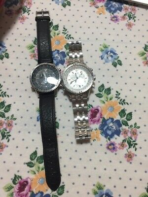 Set Of Two Mens Watches