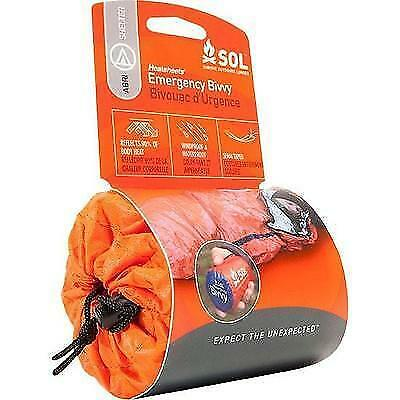 Adventure Medical Kits Pocket Emergency Bivvy Bag Bushcraft Survival Hiking Edc