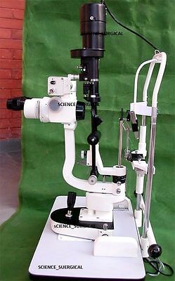2 X slit Lamp With Camera in 5 step,Medical,Ophthalmology equipments, MARS4