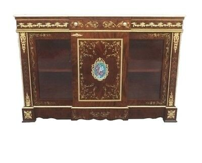 Glorious ornate sideboard Credenza Victorian style