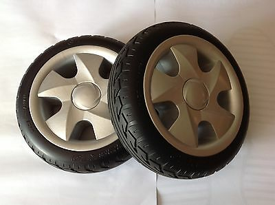 Roma Murcia Wheels and Tyres Front Wheels