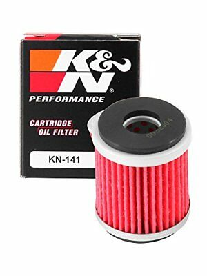K&N KN-141 Motorcycle/Powersports High Performance Oil