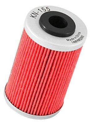 K&N KN-155 Powersports High Performance Oil Filter