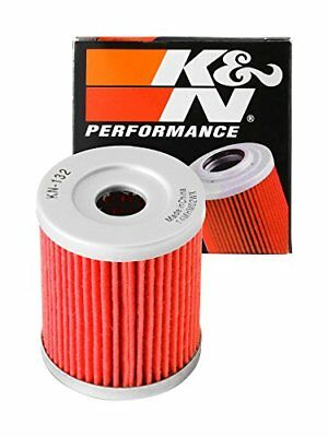 K&N KN-132 Suzuki/Hyosung High Performance Oil Filter