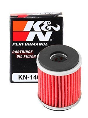 K&N KN-140 Yamaha High Performance Oil Filter