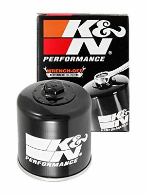 K&N KN-128 Kawasaki High Performance Oil Filter