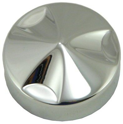 Yana Shiki CA4275 Chrome Pointed Style Yoke Cap for BMW