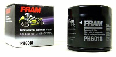 FRAM PH6063 Black Oil Filter