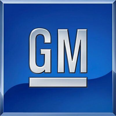 Genuine GM 15029746 Door Lock, Rear