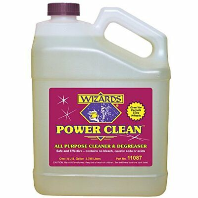 Wizards 11087 Power Clean All Purpose Cleaner and Degre