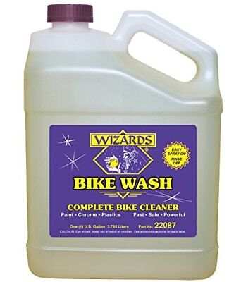 Wizards 22087 Bike Wash for Motorcycles - 1 Gallon