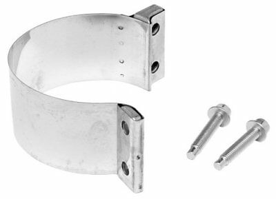 Dynomax 33280 Stainless Steel Hardware Clamp Band
