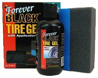 Forever Car Care Products FB810 BLACK Tire Gel and Foam