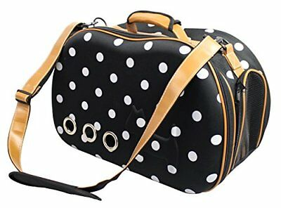 Fashion Dotted Venta-Shell Perforated Collapsible Milit