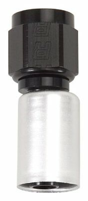 Russell 610643 -12AN Straight Crimp-On Hose Fitting