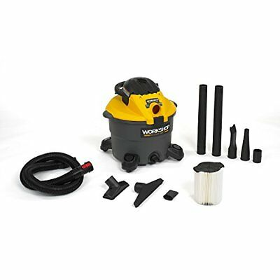 WORKSHOP Wet Dry Blower Vac WS1200DE Heavy Duty Leaf Bl