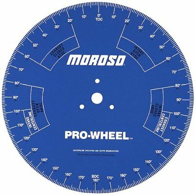 "Moroso 62191 18"" Degree Wheel"