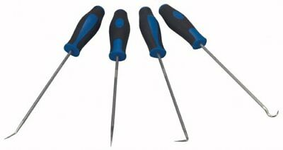 "OTC (8263) 9.25"" Long Pick and Hook Set - 4 Piece"