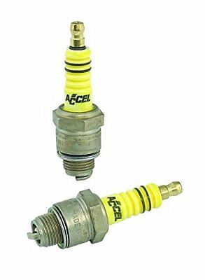 ACCEL 2410A U-Groove Spark Plug , Pack of 1