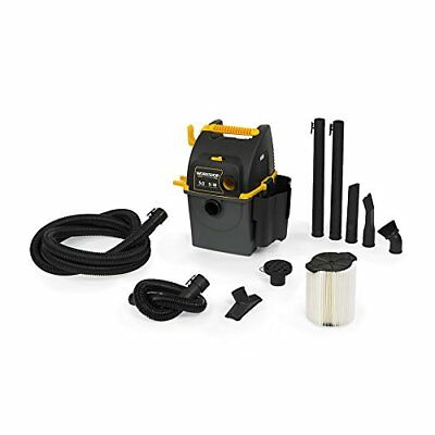 WORKSHOP Wet Dry Vac WS0500WM Portable Wall Mount Wet D