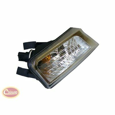 Crown Automotive 57010124AA Parking and Signal Lamp, Fr