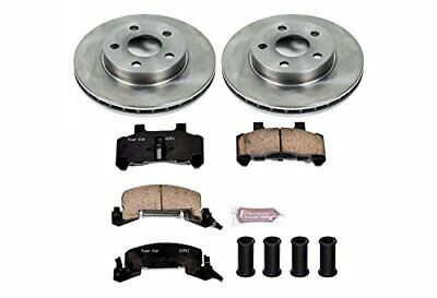Autospecialty KOE4808 1-Click OE Replacement Brake Kit