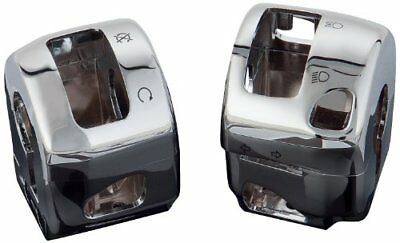 Show Chrome Accessories 82-234 Switch Box Housing