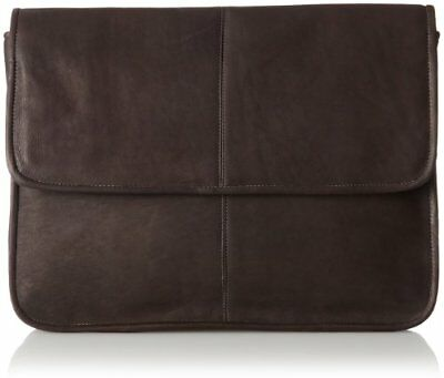 David King & Co. 1/2 Flap-Over Envelope, Cafe, One Size