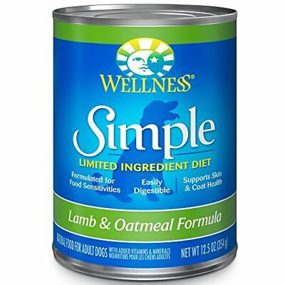 Wellness Simple Natural Wet Canned Limited Ingredient D