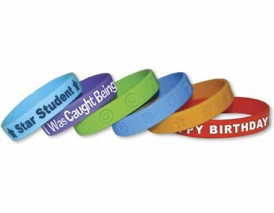 Pack of 24 Assorted Wristbands