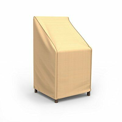 Budge Chelsea Patio Stack of Chairs Cover / Barstool Co