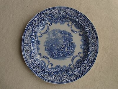 Spode The Blue Room Collection 26cm Dinner Plate Continental Views