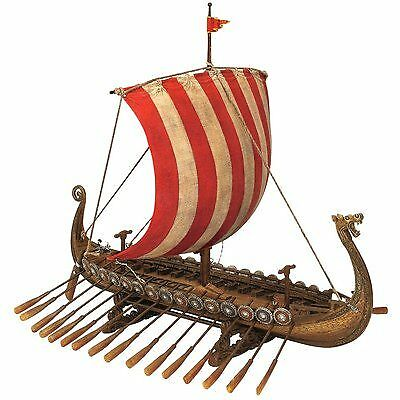 Design Toscano Drekar the Viking Longship Museum Replic