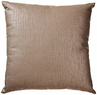 """2-237 Square Pillow, 20"""" x 20"""", Glam Pewter"""