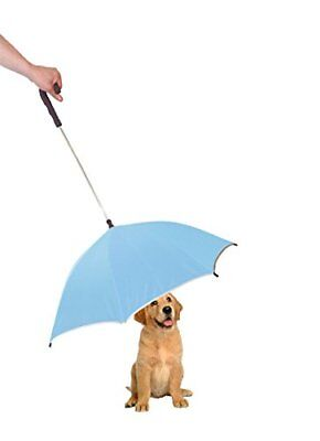 Pet Life Pour-Protection Umbrella with Reflective Linin