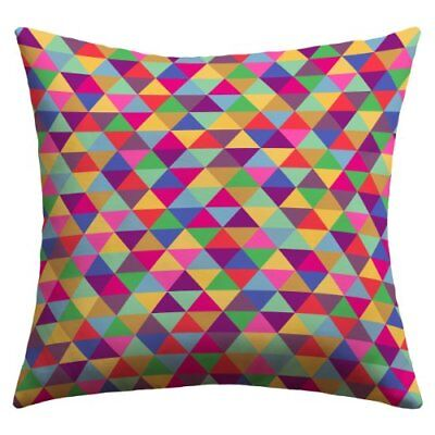 Deny Designs Bianca Green In Love With Triangles Outdoo