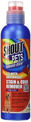 Shout for Pets Stains Turbo Oxy Stain & Odor Removing G