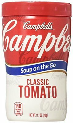 Campbell's Soup on the Go, Classic Tomato, 11.1 Ounce (
