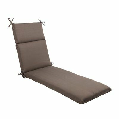 Pillow Perfect Indoor/Outdoor Forsyth Chaise Lounge Cus