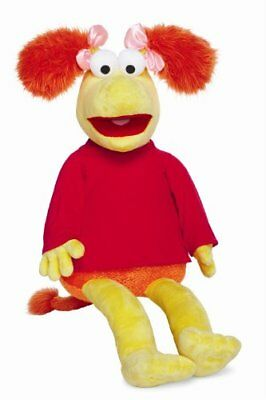"Manhattan Toy Fraggle Rock 50"" Jumbo Red Plush Toy"