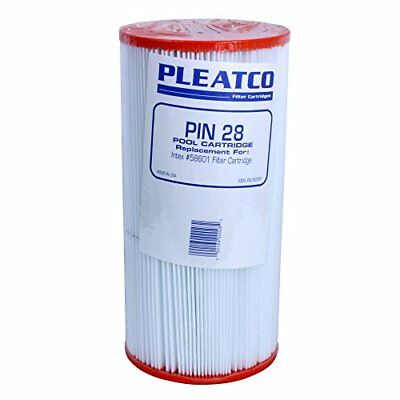 """Pleatco PIN28 Replacement Cartridge for Intex 520 """"D"""" V"""