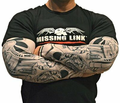 Missing Link SPF 50 BioMechanical Me ArmPro (Tan/Black,