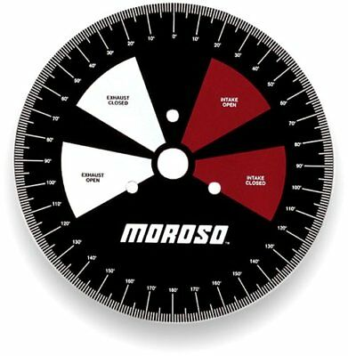 "Moroso 62190 11"" Degree Wheel"