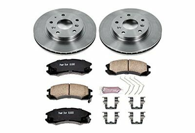 Autospecialty KOE4904 1-Click OE Replacement Brake Kit