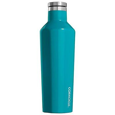 Corkcicle Canteen Water Bottle Biscay Bay Womens 16oz