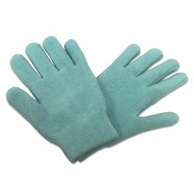 Lotion Gloves - Terry Gel - Lined Moisturizing Gloves (