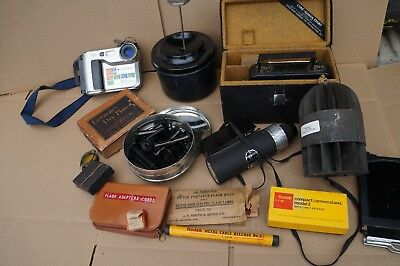 *** History of Photography Lot *** Dry Plate Box to Sony Digital